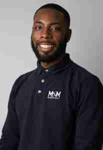 Jorell Smith-Campbell – Account Manager