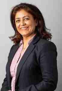 Sunita Sood – Financial Controller