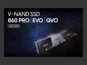 Samsung V-NAND 860